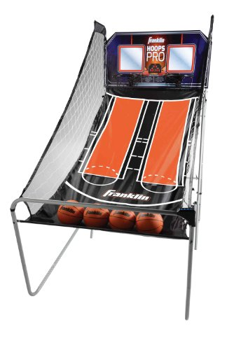 Franklin Sports Double Shot Hoops Pro Game Set