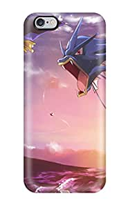 Hot Tpu Cover Case For Iphone 6 Plus Case Cover Skin Pokemon