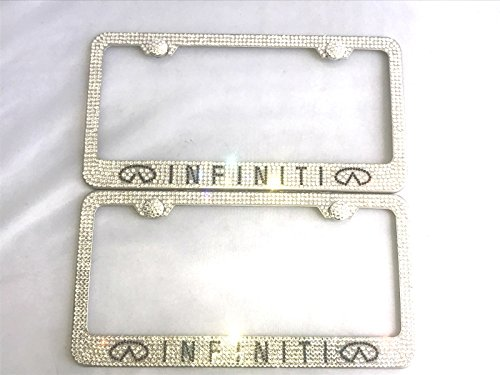 infiniti bling emblem - 1