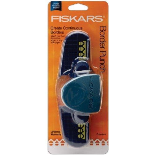 Fiskars 01-005643 Border Punches, Cupcakes