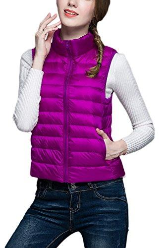 工業用方言走る女性の冬のyacunノースリーブジレベストスリムジャケットコートがよい