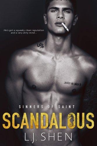 Scandalous (Sinners of Saint) (Volume 4)
