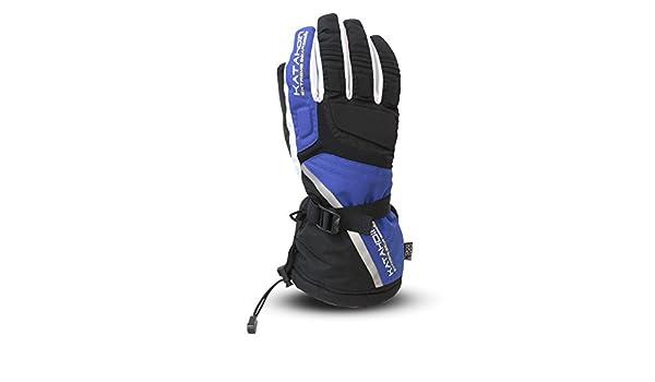 Katahdin Gear Cyclone Snowmobile Glove Blue