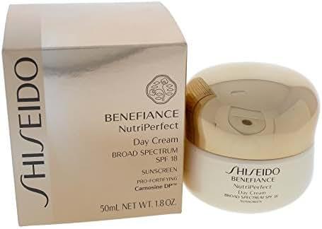 Shiseido Benefiance NutriPerfect Day Cream SPF 18 1.8 Ounce