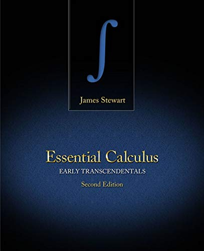 Essential Calculus: Early Transcendentals...