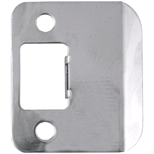 Stone Harbor Hardware 50115-26 Extended Lip Strike Plate with 1.5