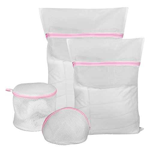 Pack Mesh Laundry Bags Triangular product image