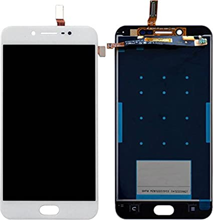Original Vivo V5S LCD Display with Touch Screen Digitizer Glass Combo(White)