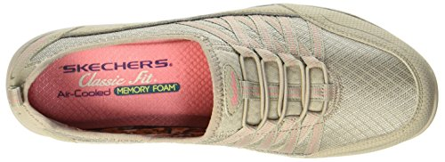 Unity Go Damen Skechers Ausbilder Taupe Medium Big R5E11