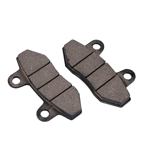 2pcs 90cc 125cc 110cc Double Pot Classic Pit Dirt Bike Motercycle Rear Brake Pads