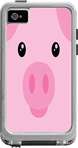 Pig Piggy Piglet Cute Face Lifeproof Fre iPod Touch 4th Gen Vinyl Decal Sticker Skin
