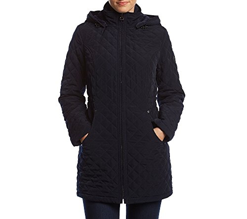 Coat Laundry Quilted (Laundry Quilted Coat X-Large)