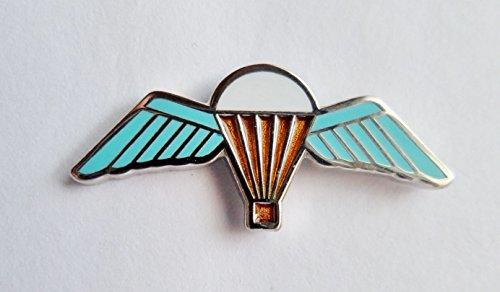 British Army Parachute Regiment Blue Pin Badge - MOD - Regiment Pin