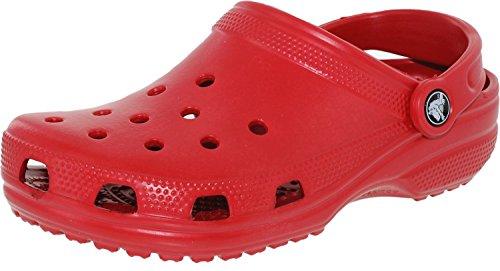 Adulte Mixte Rouge Sabots Classic pepper Crocs t4wEqO
