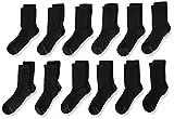 Hanes Boys' Medium - Shoe Size: 9-2.5 Durable
