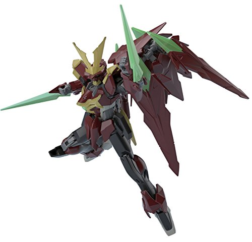 Bandai Hobby Hgbf 1/144 Ninpulse Gundam Build Fighters Model Kit Figure