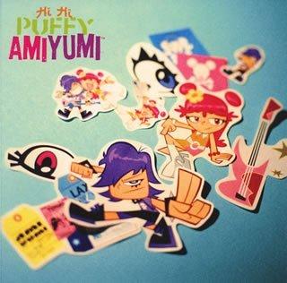 Hi! Hi! Puffy Amiyumi