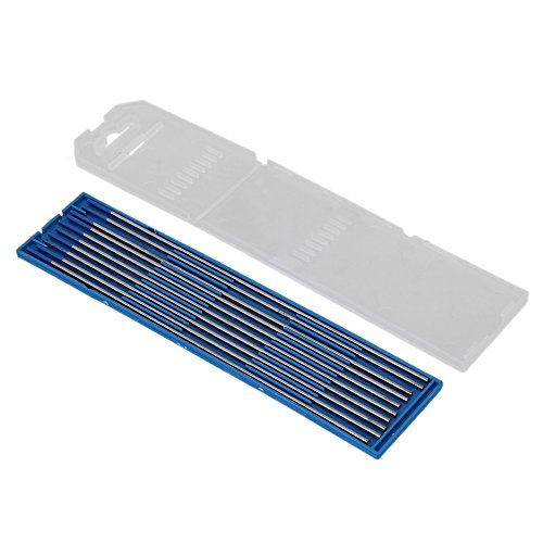 Welding Tungsten Electrodes Lanthanated Electrode Blue Tip(1.6*150mm) - 4
