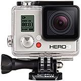 GoPro HERO3: White Edition Video Camera + Battery Bundle