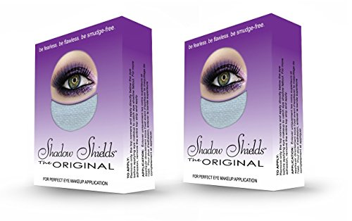 Shadow Shields, 30 Count Box (Pack of - Face Moon Shaped