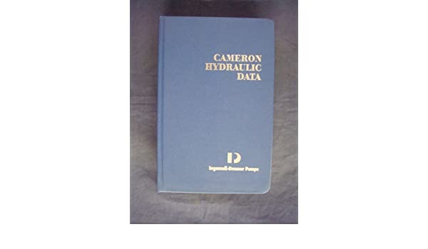 cameron hydraulic data pdf
