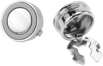 Gemelolandia Cubrebotones para Grabar Redondos 15 mm: Amazon.es: Ropa y accesorios