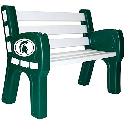 Imperial INTERNATIONAL MICHIGAN STATE SPARTANS PARK BENCH by Imperial