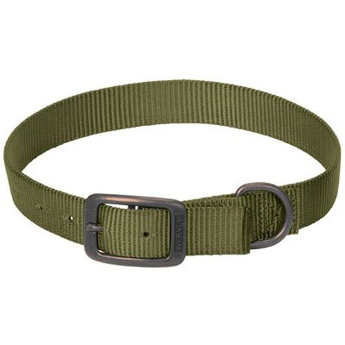 Weaver Leather 07-1442-GR-23 1 x 23 Green Sedona Collar