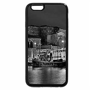 iPhone 6S Plus Case, iPhone 6 Plus Case (Black & White) - The Milos