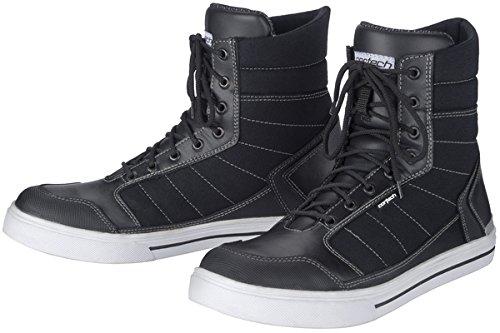- Cortech Black Sz 10 Vice Waterproof Riding Shoes