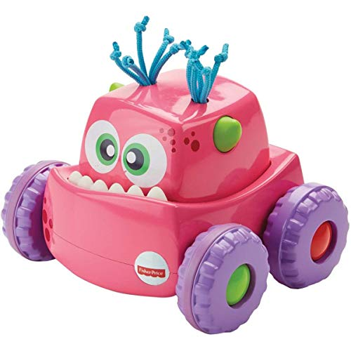 FISHER-PRICE Monstro Veiculo SORT.