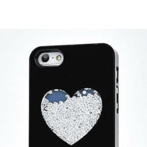 TLB iPhone 4/4S/iPhone 4 compatible Diamond Look Jewel Covered Cases