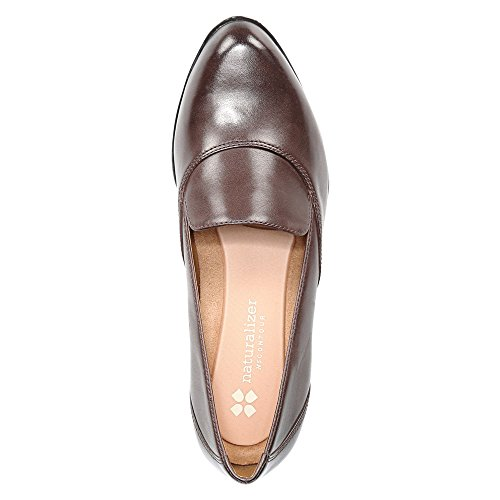 Naturalizer Taylor Oxford Brown Leather