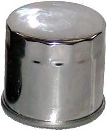 Filtre /à huile Hiflo HF138 Chrome SFV 650 Gladius WVCX 10-12