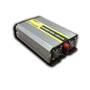 Convertidor transformador de 12v a 220v 1500w - Transformador 220v a 12v ...