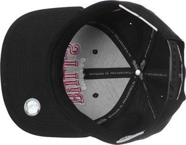 Black Ness Arch Team de by Bulls Gorra Mitchell gorragorra amp; beisbol gorra YPw7TaqFqW