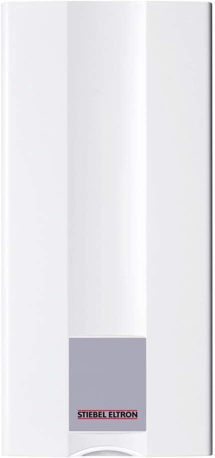 STIEBEL ELTRON elektronisch gesteuerter Durchlauferhitzer HDB-E 18 kW, druckfest, Temperatur fest auf 55 °C, 232000