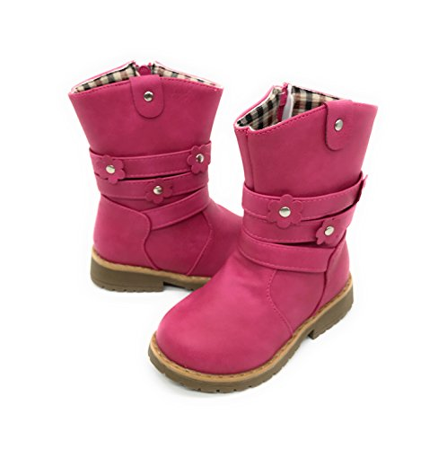 Motorcycle Boots For Girls - 3