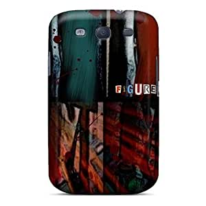 Awesome Figures Flip Case With Fashion Design For Galaxy S3