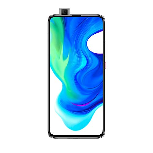 Xiaomi Poco F2 Pro 5G – Smartphone de 6.67″ (Super AMOLED Screen, 1082 x 2400 pixels, Qualcomm SM 8250 Snapdragon 865, 4700 mAh, Quad Camera, 8 K Video, 6 GB/128 GB RAM), Gris [Versión Española]