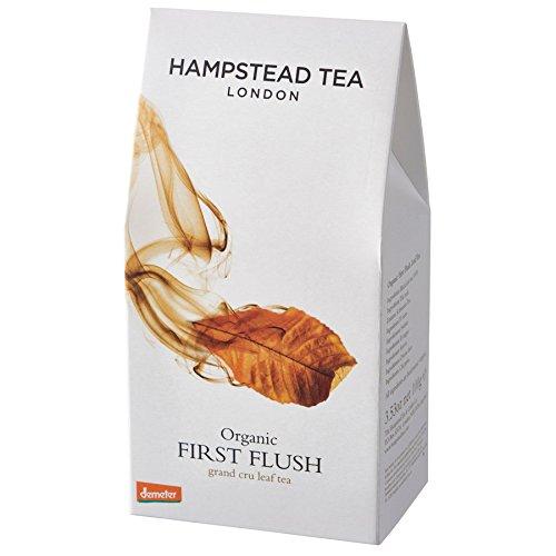 Hampstead Tea Organic First Flush Leaf Tea Pouch (100g)