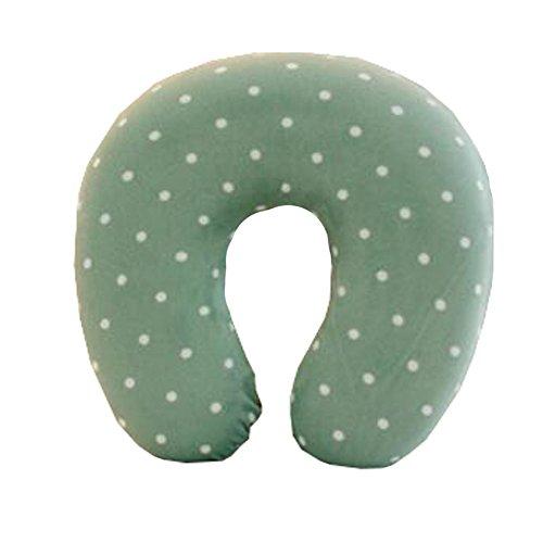 Kylin Express Kids/Adults Comfortable Neck Pillow U-Shape Pillows Neck Support Protector, D