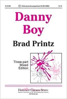 Book Danny Boy (Educational Octavo, Three-part mixed)