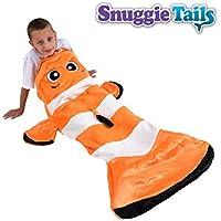 Snuggie Tails Clown Fish- Tails Comfy Cozy Super Soft...
