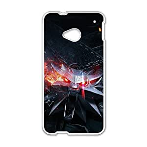 HTC One M7 Phone Case The Witcher Case Cover PP8P313898