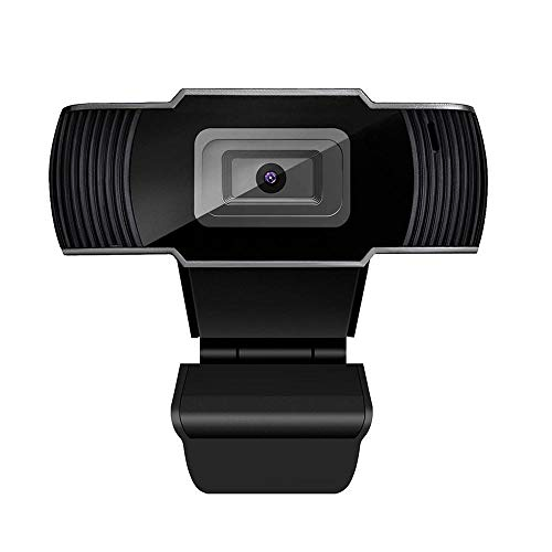 PRDECE cámara Web Web Camera 5mp Webcam Usb3.0 Auto Focus Video Call con micrófono para computadora Pc Laptop para…