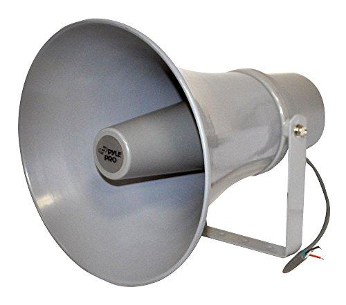 Pyle PHSP121T 11-Inch Indoor/Outdoor 70 Volt 30 Watts PA Horn Speaker - 30w Horn