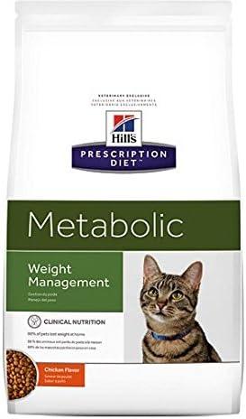 Hills HPD Feline Metabolic - 4 kg: Amazon.es: Productos para mascotas