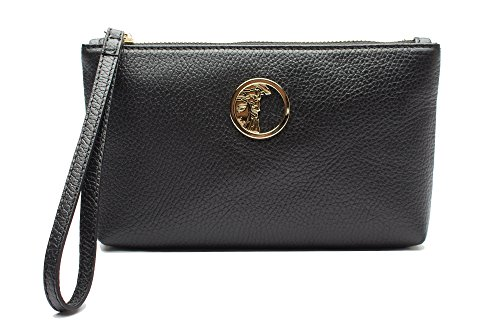 Versace Collection Leather Wristlet Handbag product image