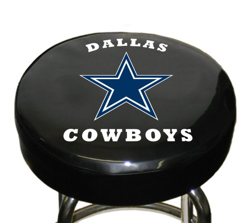 NFL Dallas Cowboys Bar Stool Cover (Bar Stools Cover Seat)